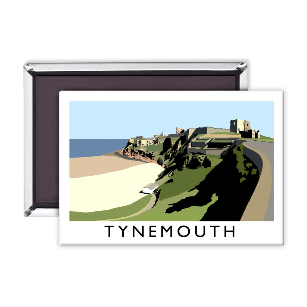 Tynemouth, Tyne and Wear Magnet
