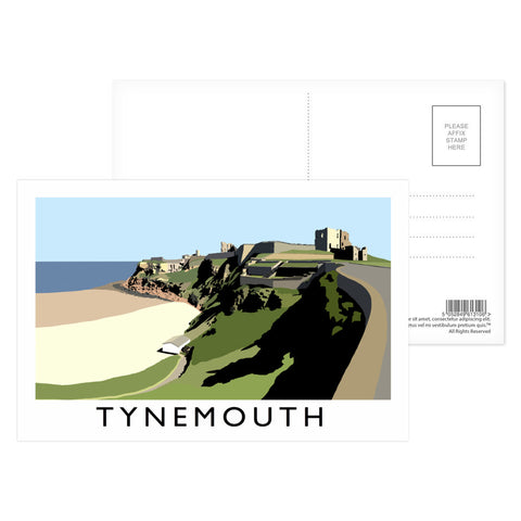 Tynemouth, Tyne and Wear Postcard Pack