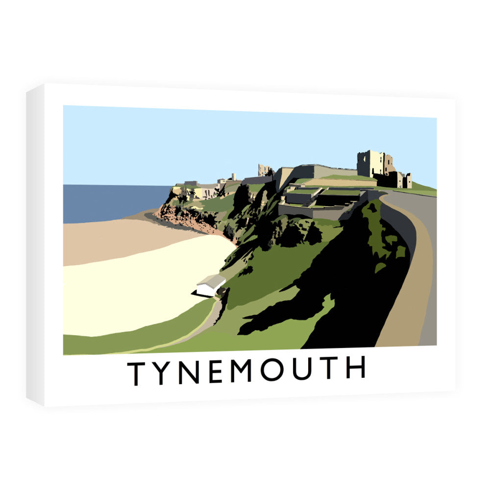 Tynemouth, Tyne and Wear Canvas