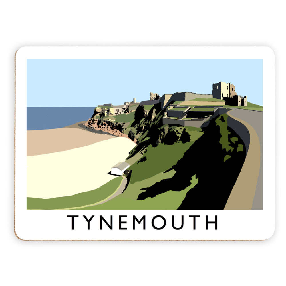 Tynemouth, Tyne and Wear Placemat