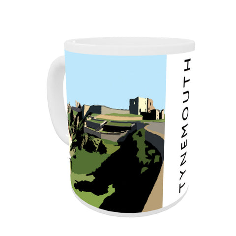 Tynemouth, Tyne and Wear Coloured Insert Mug