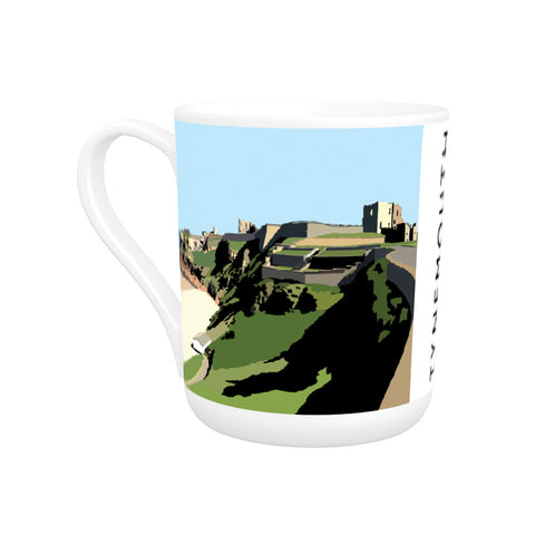 Tynemouth, Tyne and Wear Bone China Mug