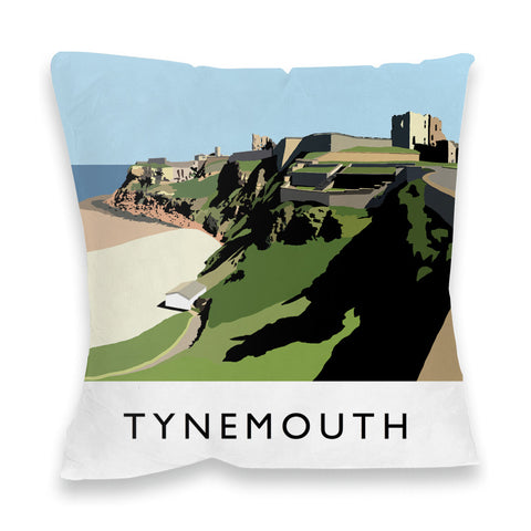 Tynemouth, Tyne and Wear Fibre Filled Cushion