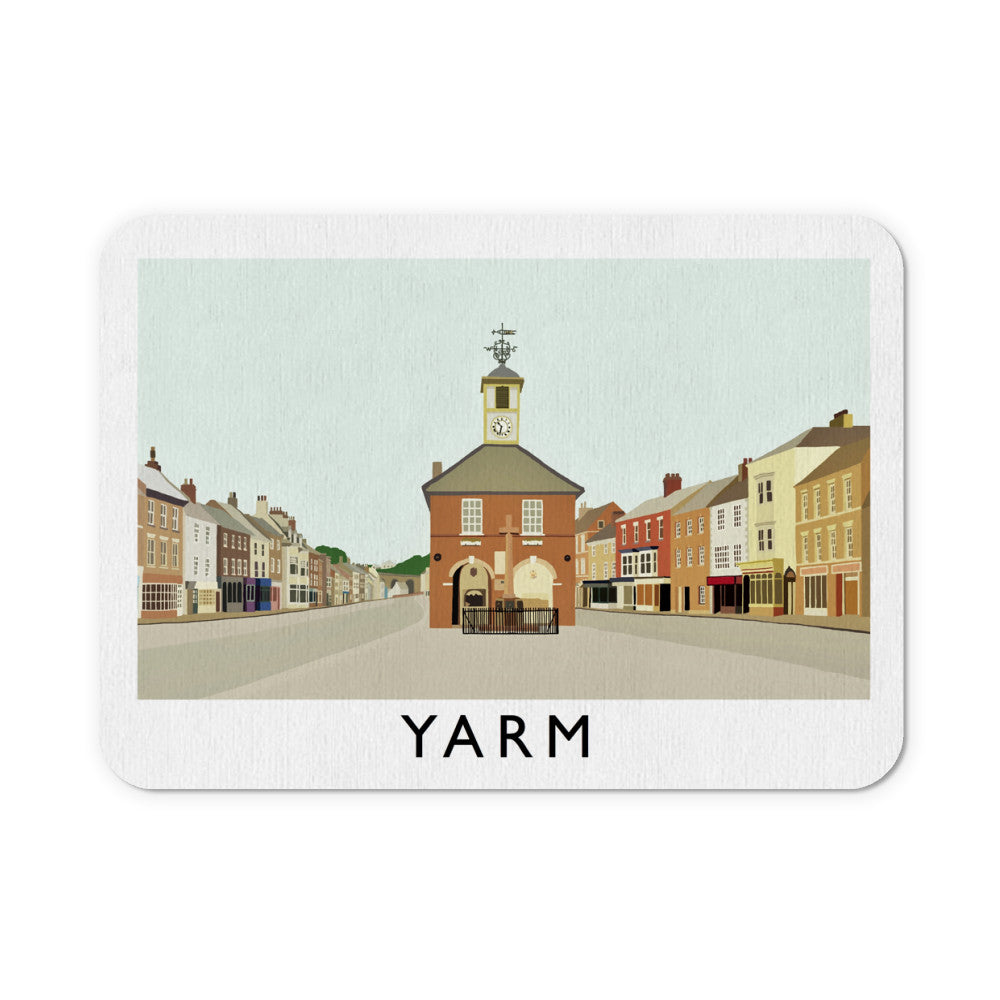 Yarm, North Yorkshire Mouse Mat