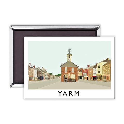 Yarm, North Yorkshire Magnet