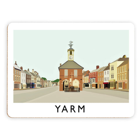 Yarm, North Yorkshire Placemat