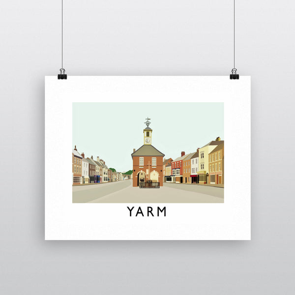 Yarm, North Yorkshire 11x14 Print