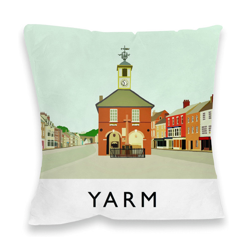 Yarm, North Yorkshire Fibre Filled Cushion
