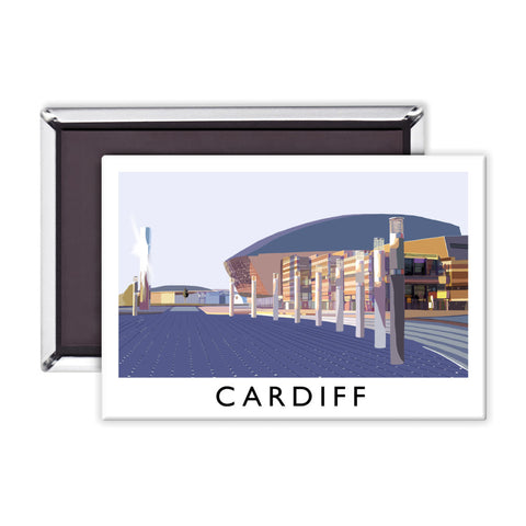 Cardiff, Wales Magnet