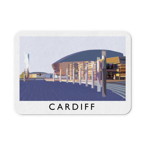 Cardiff, Wales Mouse Mat