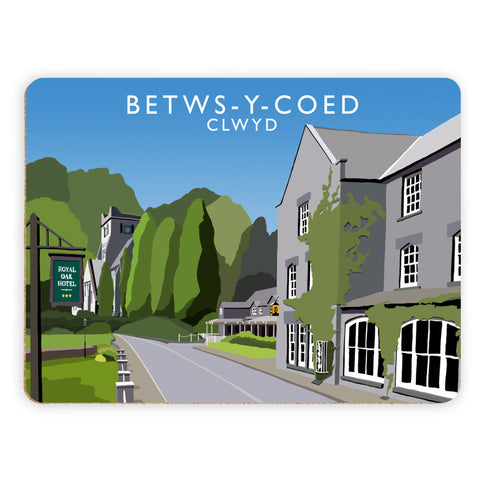 Betws-Y-Coed, Clwyd, Wales Placemat