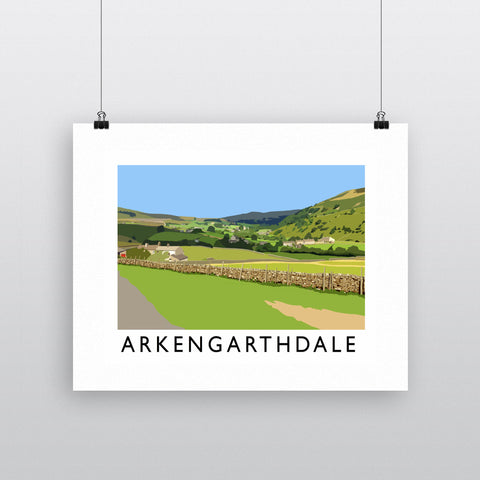 Arkengarthdale, North Yorkshire Fine Art Print