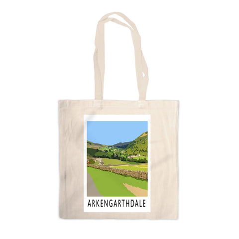 Arkengarthdale, North Yorkshire Canvas Tote Bag