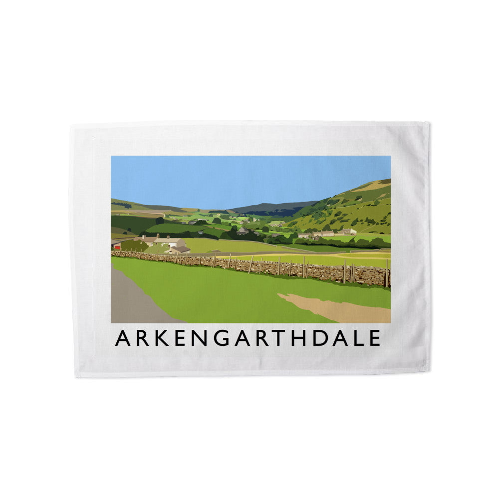 Arkengarthdale, North Yorkshire Tea Towel