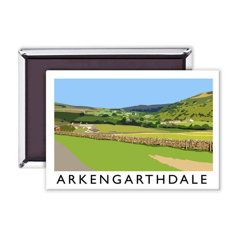 Arkengarthdale, North Yorkshire Magnet