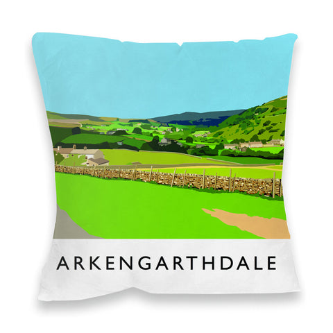 Arkengarthdale, North Yorkshire Fibre Filled Cushion