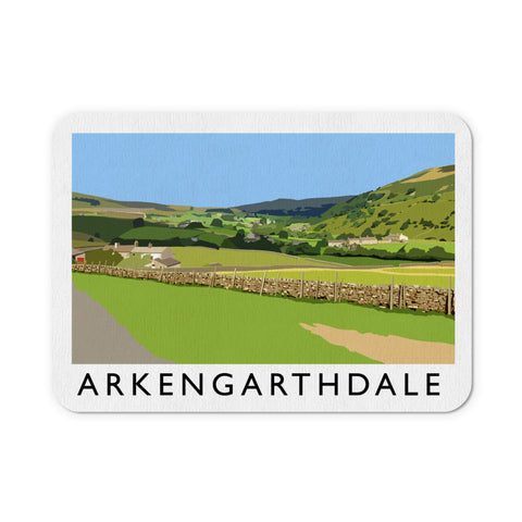 Arkengarthdale, North Yorkshire Mouse Mat