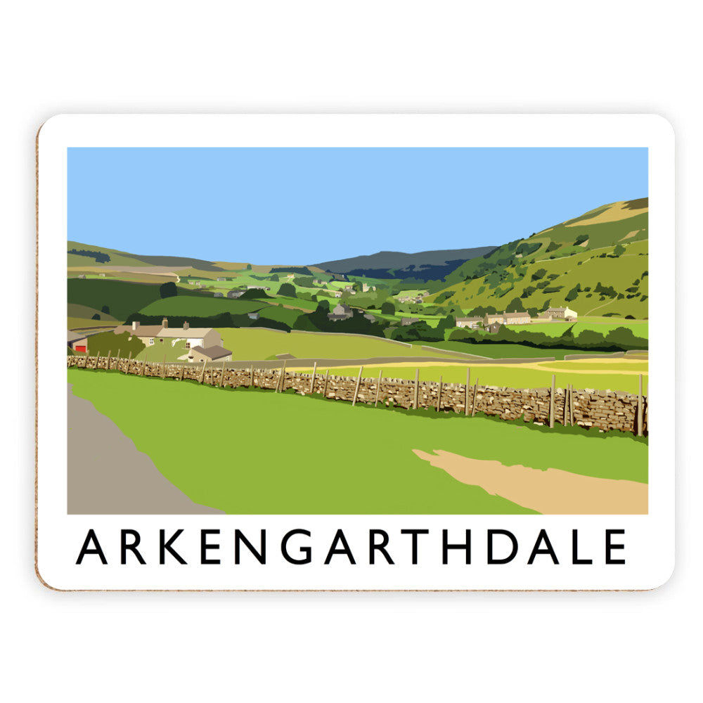 Arkengarthdale, North Yorkshire Placemat