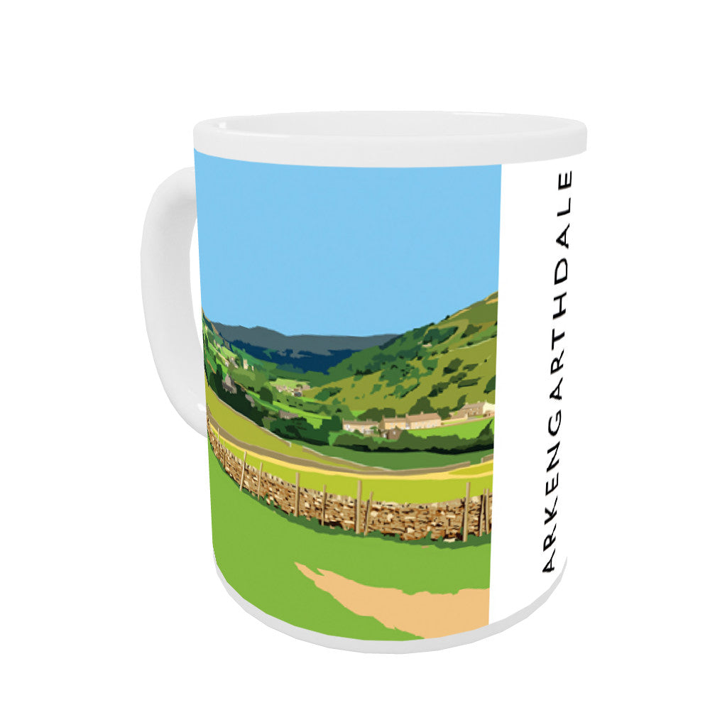 Arkengarthdale, North Yorkshire Mug