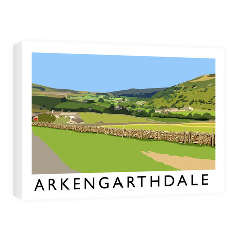 Arkengarthdale, North Yorkshire Canvas