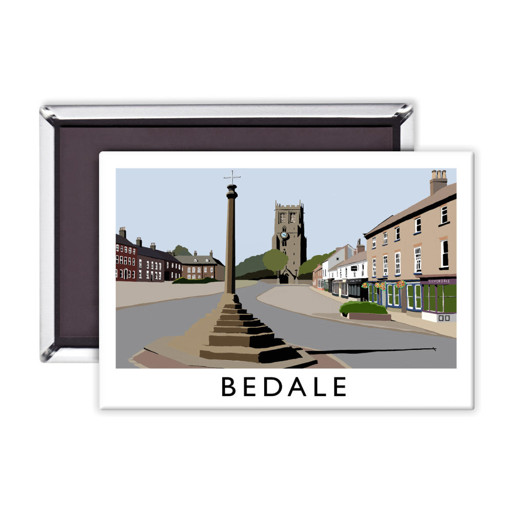 Bedale, North Yorkshire Magnet