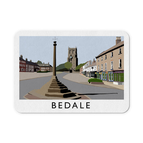 Bedale, North Yorkshire Mouse Mat