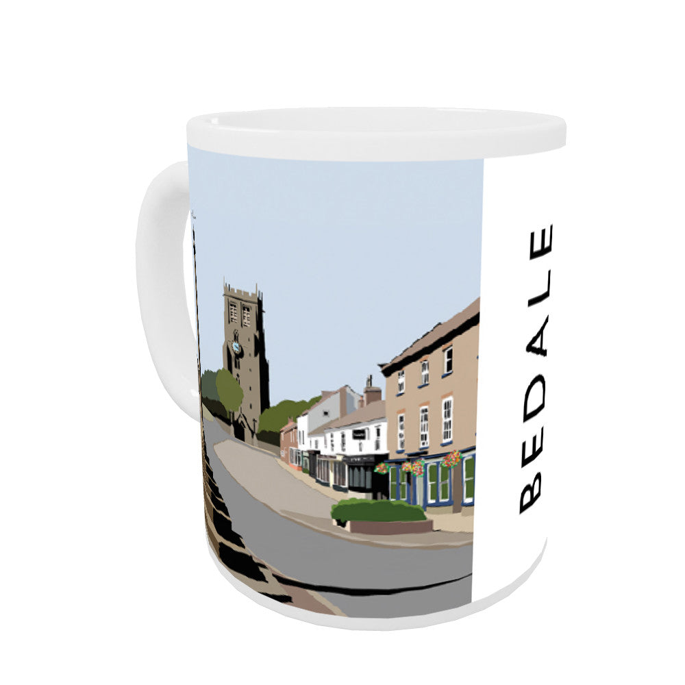 Bedale, North Yorkshire Mug