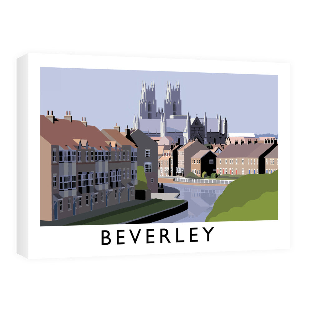 Beverley, Yorkshire Canvas