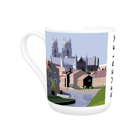 Beverley, Yorkshire Bone China Mug