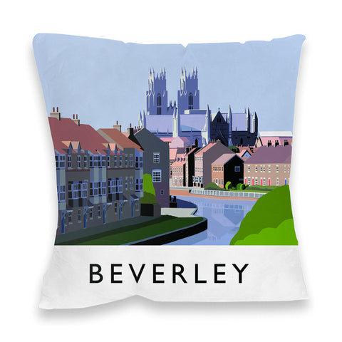 Beverley, Yorkshire Fibre Filled Cushion