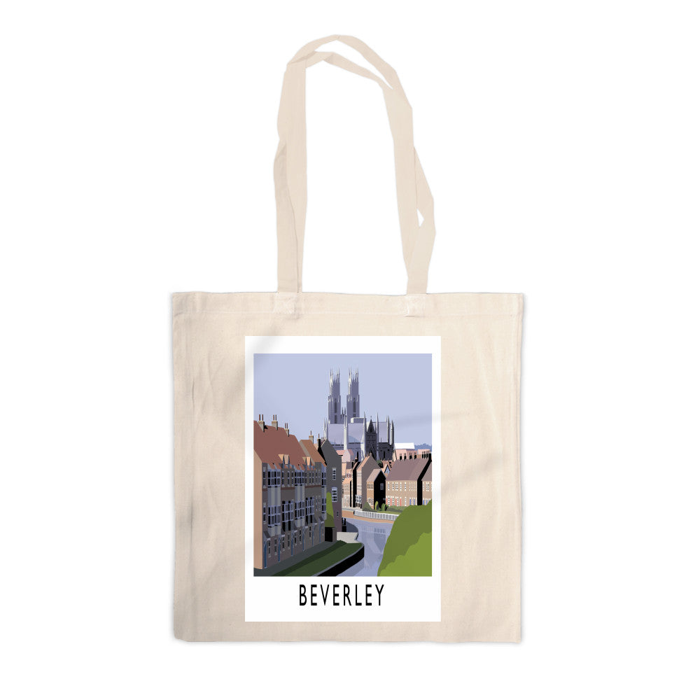 Beverley, Yorkshire Canvas Tote Bag