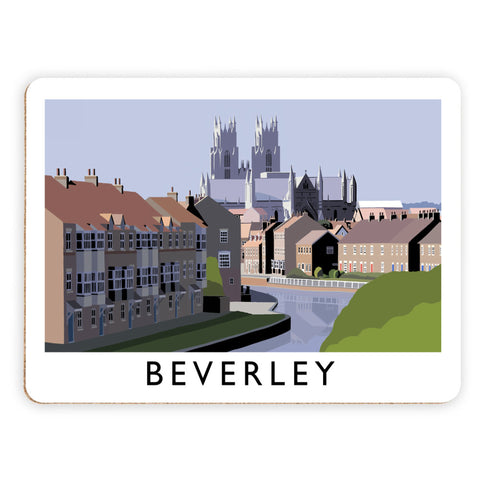 Beverley, Yorkshire Placemat
