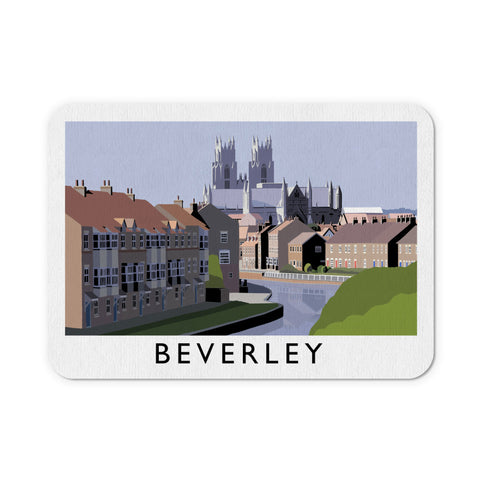 Beverley, Yorkshire Mouse Mat