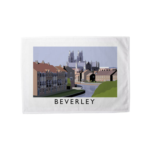 Beverley, Yorkshire Tea Towel