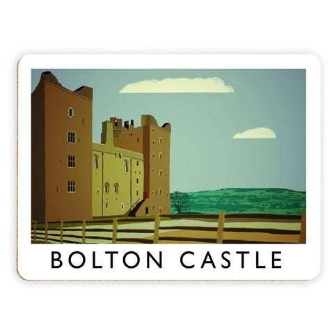 Bolton Castle, Yorkshire Placemat