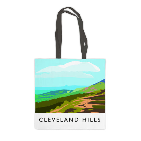 The Cleveland Hills, Yorkshire Premium Tote Bag