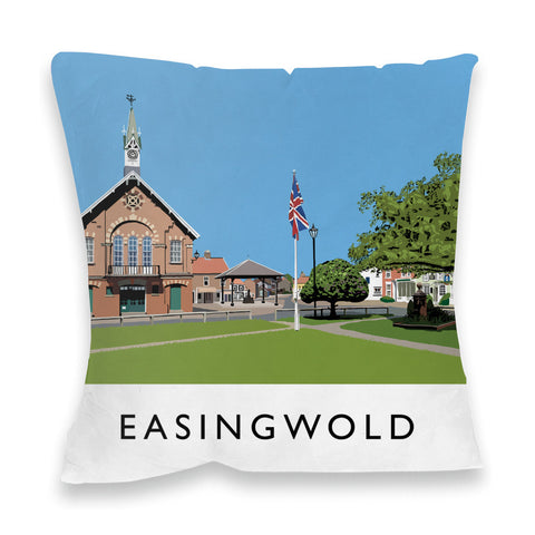 Easingwold, Yorkshire Fibre Filled Cushion