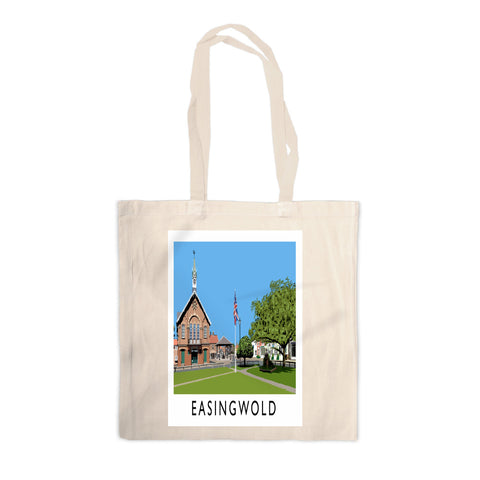 Easingwold, Yorkshire Canvas Tote Bag