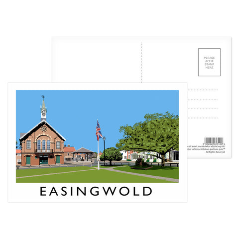 Easingwold, Yorkshire Postcard Pack