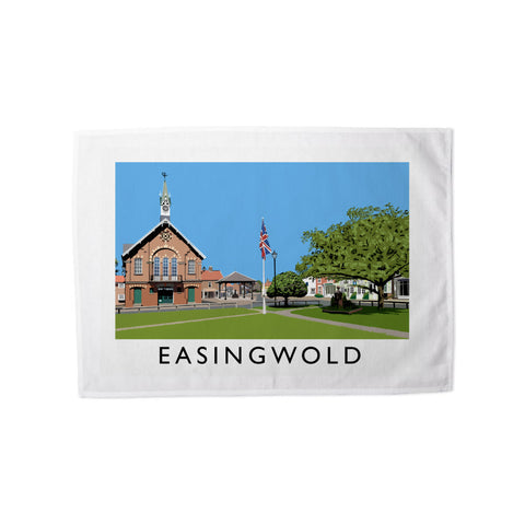 Easingwold, Yorkshire Tea Towel