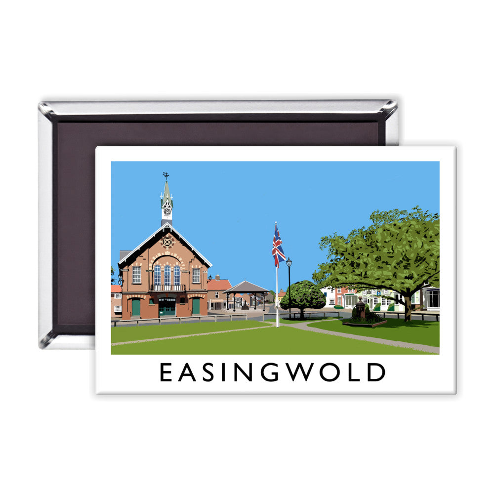 Easingwold, Yorkshire Magnet