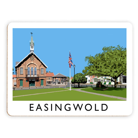 Easingwold, Yorkshire Placemat