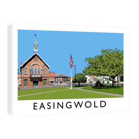 Easingwold, Yorkshire Canvas