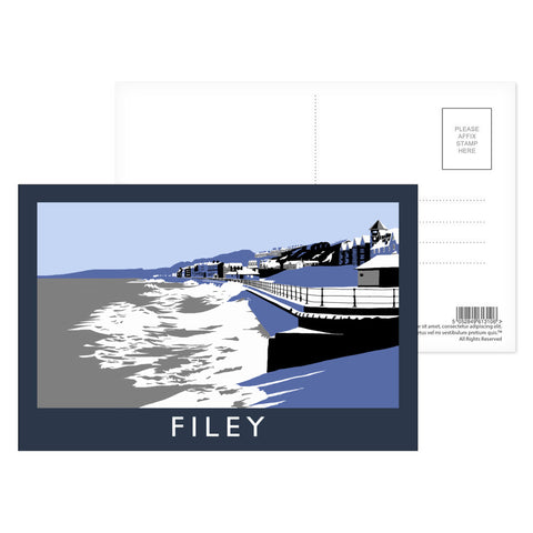 Filey, Yorkshire Postcard Pack