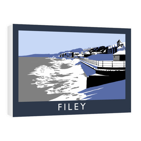 Filey, Yorkshire Canvas