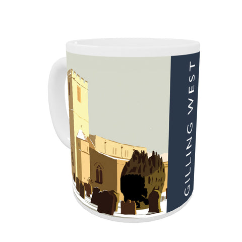Gilling West, Yorkshire Mug