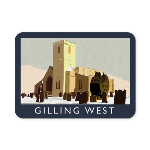 Gilling West, Yorkshire Mouse Mat