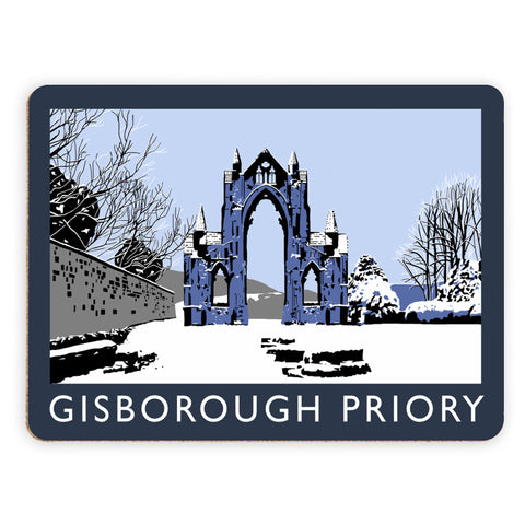 Gisborough Priory, Yorkshire Placemat
