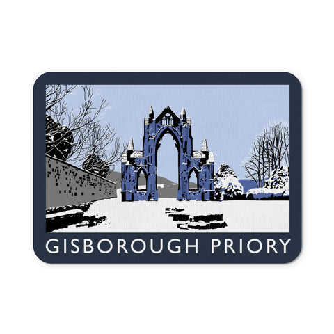 Gisborough Priory, Yorkshire Mouse Mat