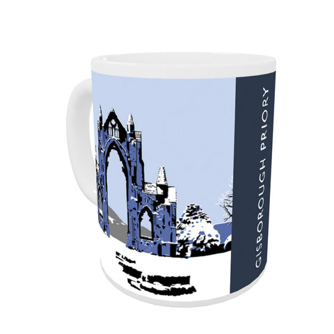 Gisborough Priory, Yorkshire Mug